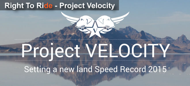 Project Velocity – A Need For Speed