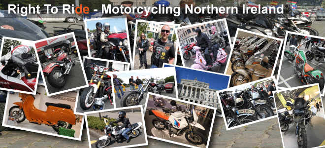Right To Ride - Motorcycling Northern Ireland