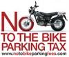No To The Bike Parking Tax