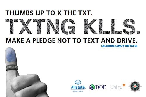 X the TXT