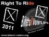 BikersRVoters 2011