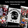 Ancestors MCC Toy Run