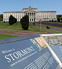 Presenting At Stormont