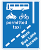 More Bikes In Bus Lanes