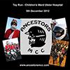 Ancestors Toy Run 2012