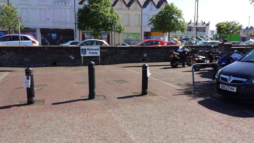 bangor parking