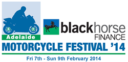 2014 Adelaide blackhorse Festival small