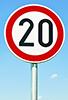 20mph Limits