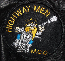 HIGHWAYMEN MCC LOGO