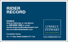 Rider Record