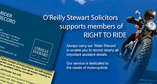 """Click For """"Rider Record"""" - O'Reilly Stewart"""