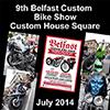 Belfast Custom Bike Show