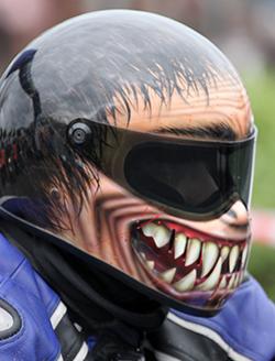 helmet-face